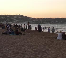 チュニジアのビーチの写真2