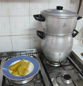 クスクス鍋の写真