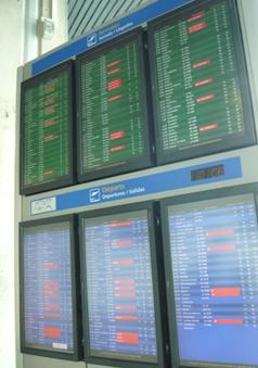 フランスの空港ストライキ情報