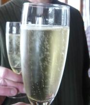シャンパン・グラス
