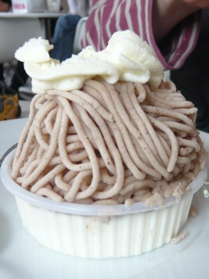 ベルンのモンブラン(ケーキ)