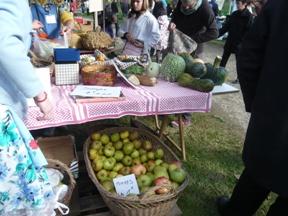 村の祭り写真