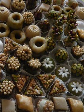 チュニジアのお菓子(パティスリー)2