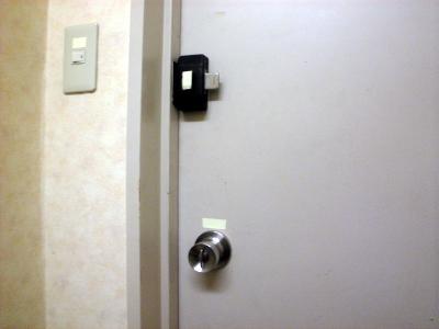 施工前ドア(室内)M様宅