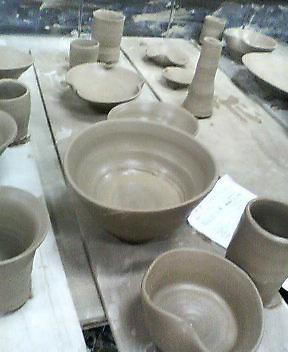 陶芸 僕の作品