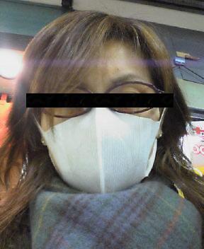 ふくちゃん:マスク