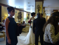 スペイン 結婚式