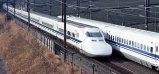 新幹線車内の高電磁波