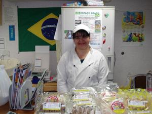 espaco brazil lady