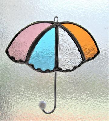ステンドグラス傘 パラソル