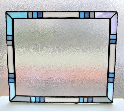 ステンドグラス 額縁 フォトフレーム