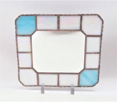 ステンドグラス 鏡 ミラー