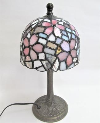 ステンドグラス桜 ランプ