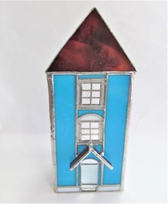 ステンドグラス ムーミンの家 ハウス