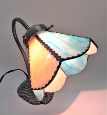 ステンドグラス ランプ ガーリー