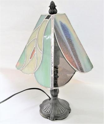 ランプ ステンドグラス カラー 花