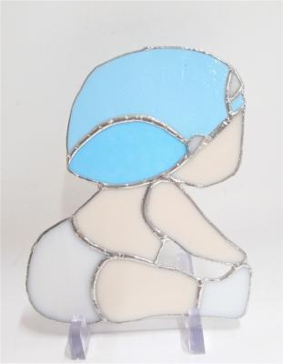 ステンドグラス 赤ちゃん ベビー