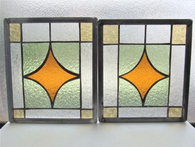 ステンドグラス パネル ドア