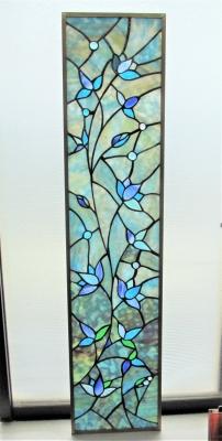 ステンドグラス 窓 花