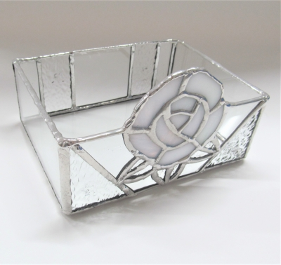 ステンドグラス バラ
