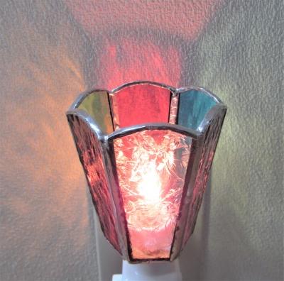 ステンドグラス lamp