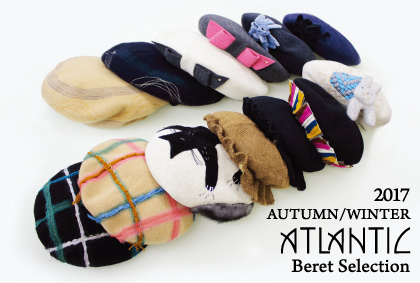 2017 AUTUMN Beret Selection