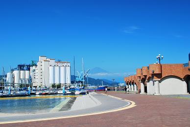 富士山&清水港
