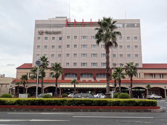 JR宇和島駅