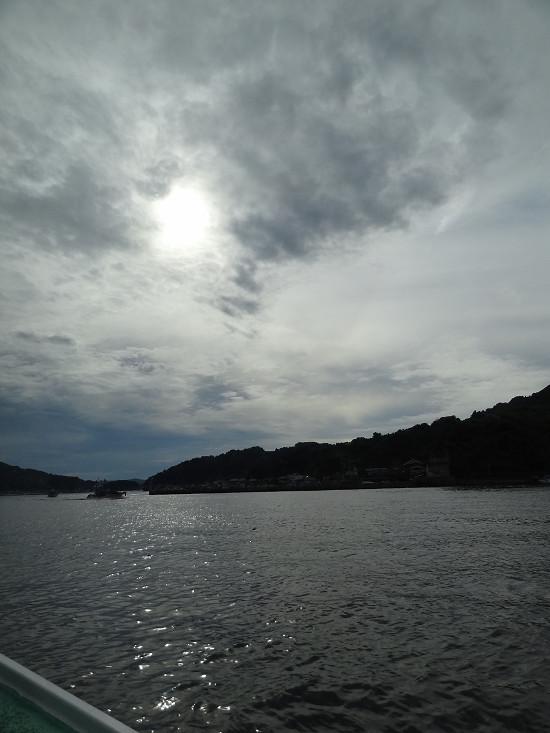 宇和島港 海