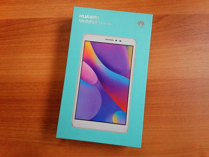 Huawei MediaPad T2 8 Pro レビュー