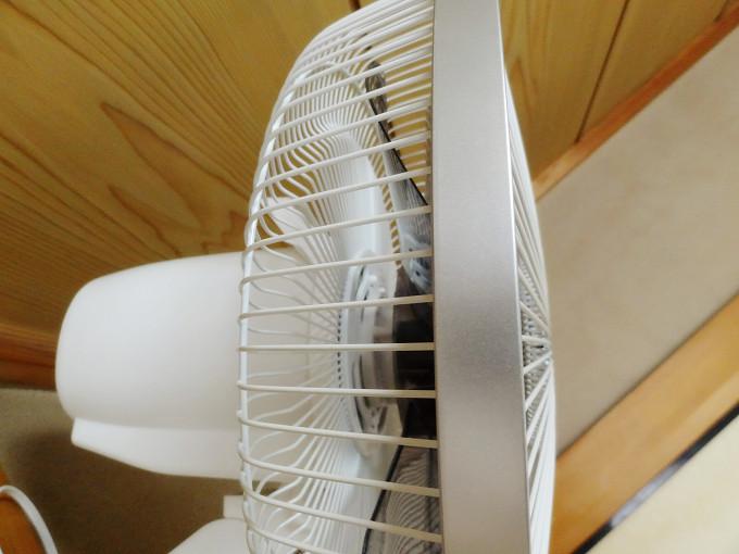 壁掛け扇風機 スリム