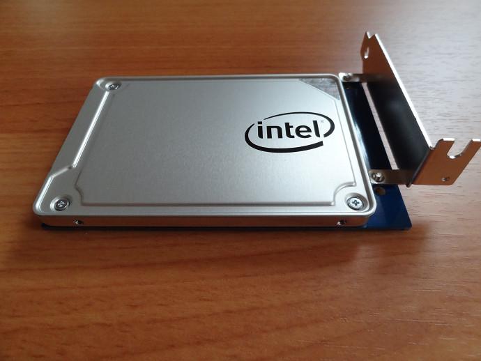 HDD-PCI-A intel 545s