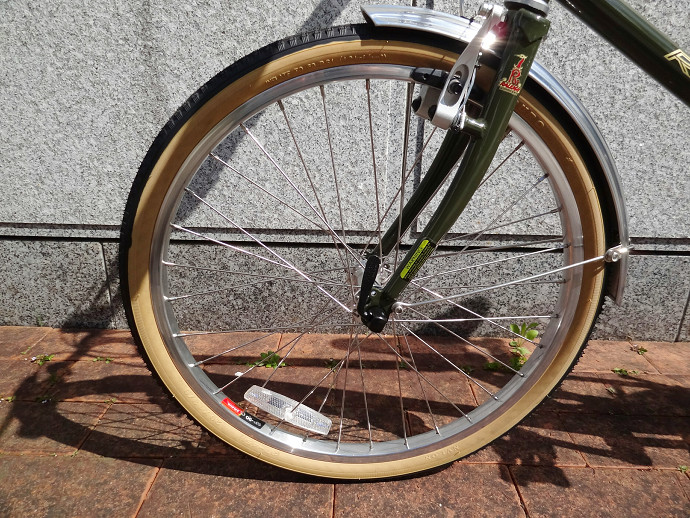RALEIGH RSS タイヤ