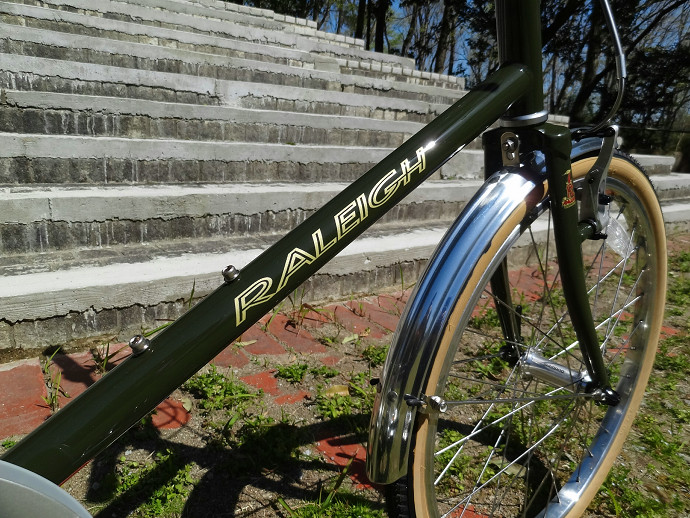RALEIGH RSS ロゴ