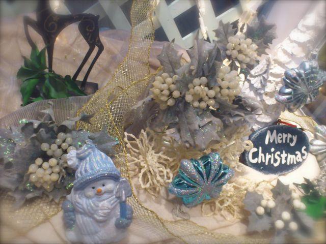 クリスマスウインドー2011