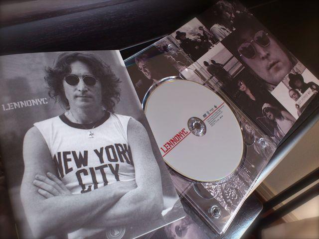 ジョン・レノン,ニューヨーク DVD