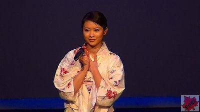 カナダの高校 「アジアの夜」 コンサート 日本人の歌