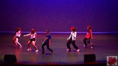 カナダの高校 「アジアの夜」 コンサート ヒップホップ 1