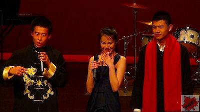 カナダの高校 「アジアの夜」 コンサート 司会者 後半
