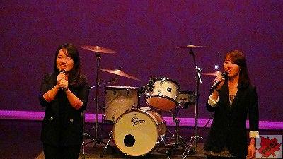 カナダの高校 「アジアの夜」 コンサート 歌