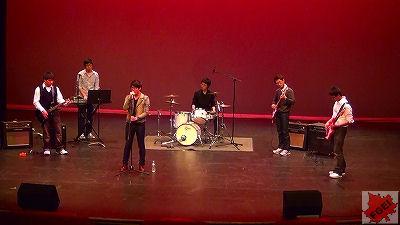 カナダの高校 「アジアの夜」 コンサート バンド 2