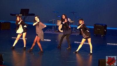 カナダの高校 「アジアの夜」 コンサート ヒップホップ 2