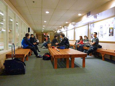 カナダ高校留学 留学生スポーツ カーリング 05