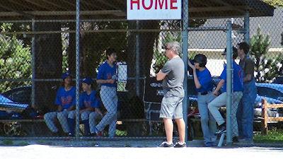 カナダの中学生 スポーツ 野球 05