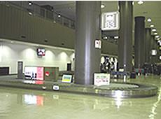 成田空港 手荷物受取