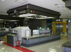 成田空港 税関検査