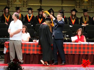 カナダの高校卒業式 05
