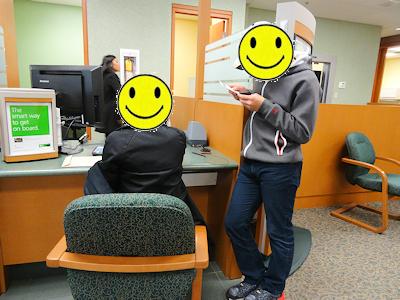 カナダ銀行口座開設 留学生のヘルプ 01