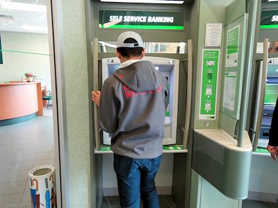 カナダ銀行口座開設 留学生のヘルプ 02