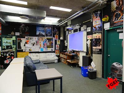 カナダの高校見学ツアー 02